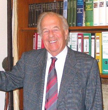 Eberhard Stüber - Gründer der önj