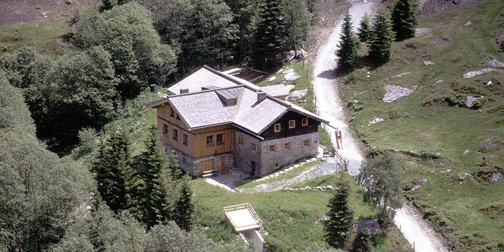 ÖNJ Hütte Astenschmiede