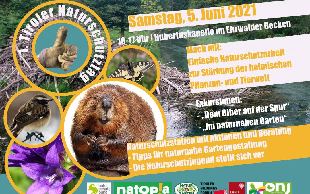 Einladung zum 1. Tiroler Naturschutztag